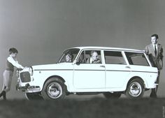 1962 Fiat 1100 D Station Wagon