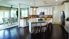 The Colorado Model by K. Hovnanian® Homes® in Maryland. (800) 260 ...