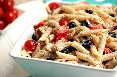 "Greek ""Dill""-light Pasta Salad"