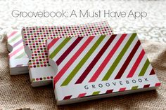 Upload your photos from your smartphone each month and receive a book of 100 photos using the Groovebook app. The book is mailed to you for ...