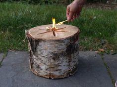 Light 'n Go® Bonfire Log