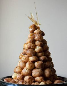 Towering cream puff cakes are just one of the reasons the French are winning at life.