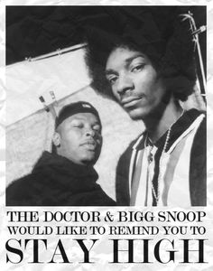 Dr. Dre and Snoop
