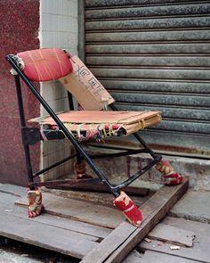 MICHAEL WOLF PHOTOGRAPHY, - bastard chairs