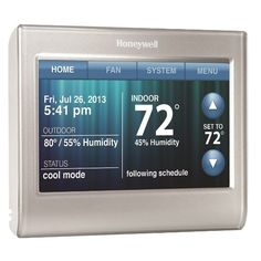 Honeywell Wi-Fi Smart Thermostat - Amazon.com