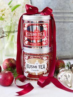 Thés de Noël Kusmi Tea