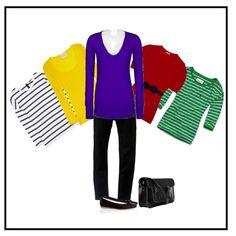Stuff I'd actually wear.