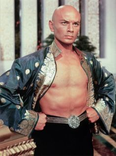 yul brynner, golden era, hollywood golden, beautimus stuff