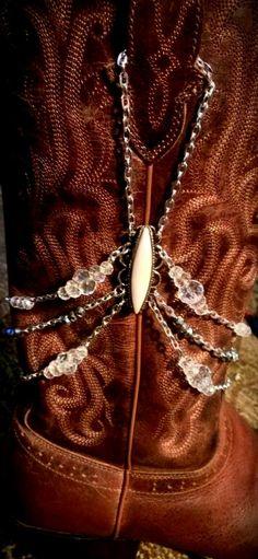 Boot Jewelry that I make!