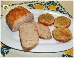 Polpettone di carne saporito, al forno