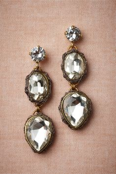 Water Gardens Drops in Shoes & Accessories Jewelry Earrings at BHLDN