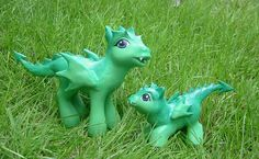 Dragons! by RequiemArt.com, via Flickr