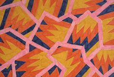 Nathalie Du Pasquier gorgeous pattern