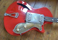 Wandre Davoli Guitar