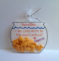valentine day ideas, party favors, gift, school, valentine cards, valentine ideas, finding nemo, parti, kid