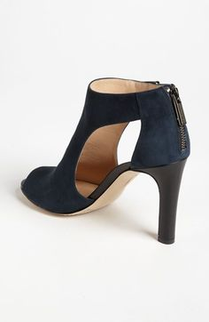 cute cut-out bootie