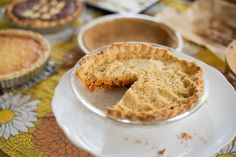 Pimento Cheese & Tomato Pie. Photo by Mackenzie Smith.