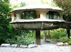 Mushroom House, Rochester New York