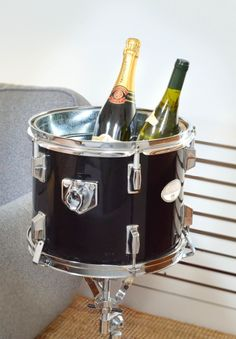Shop the Rock Terrace range of unique upcycled drum furniture, clocks, lighting and wine racks. We make five new pieces in an average week. If you can't find what you're looking for, get in touch and ask us to make it.