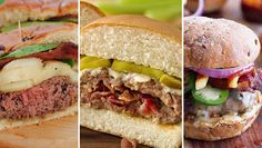 21 Epic Burgers Youve Gotta Try - Tablespoon