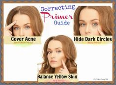 How To Hide Face Discoloration by Barbie Ritzman on Lucky Community