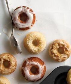 Healthy donut recipe