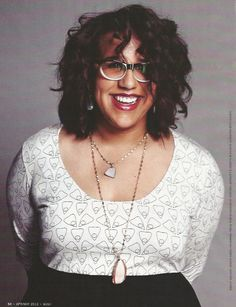 Alabama Shakes lead singer Brittany Howard wears the Planchette dress for BUST magazine!