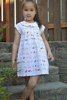 See Kate Sew's Mini Maia Dress
