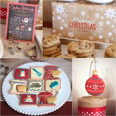 Cookie Exchange Idea