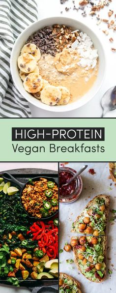 14 Protein-Packed Vegan Breakfasts