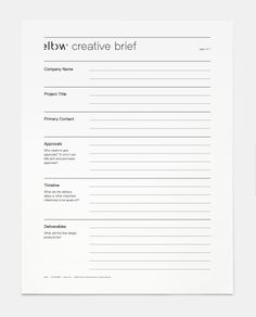 ogilvy creative brief template - creative brief on pinterest advertising door de and