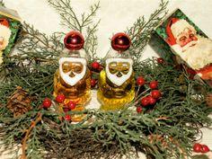 VTG Avon Santa Stocking Stuffers by dagutzyone on Etsy, $14.00