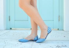 D'Orsay Styled Flats