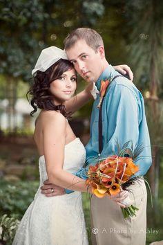 Rustic Wedding - Bride and Groom King, NC One Way Antiques www.aphotobyashley.com www.facebook.com/aphotobyashley