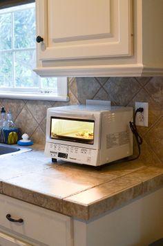 Panasonic FlashXpress Toaster Oven #Giveaway #InAFlash @homepanasonic