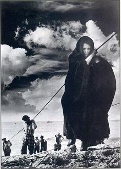 Eduardo Gageiro, Woman from Nazaré, Portugal, 1960s