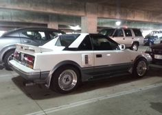 $5K 1988 Toyota MR2 Supercharged