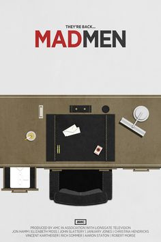 MADMEN, They're back