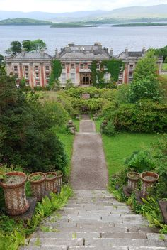 Bantry house in Bantry Ireland
