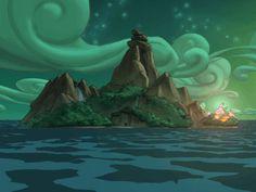 I miss Monkey Island.