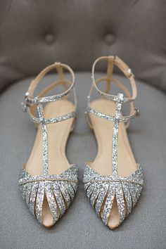 Pretty flats for the big day <3