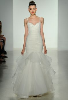 Amsale Spring 2014 #weddingdress #wedding #dress #weddingdream123