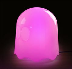 Pac-Man Ghost Lamps lamps, offici licens, offici awesom, pacman ghost, pac man, ghost lamp, ghosts, blog