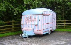Ice Cream Caravan