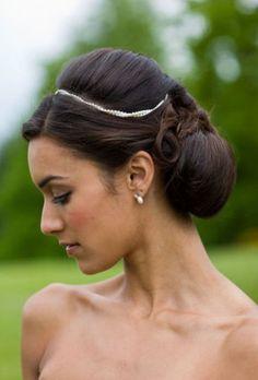 Bridesmaid Hairstyles Updos. #weddingplans #bridesmaids #hairstyles #bridesmaidhairstyles #weddinghair #heritagegarmentpreservation