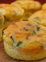 Egg Muffins! No carbs perfect for breakfast |