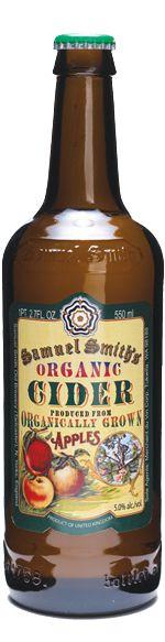 Samuel Smith Organic Cider