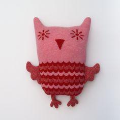 Beryl the Owl