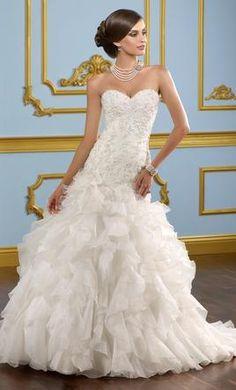 Used Mori Lee Wedding Dress 4914, this like the one i love.