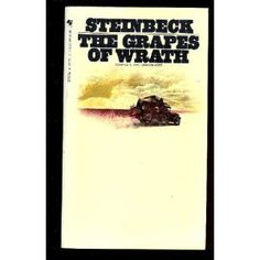 Still one of the best novels in American literature.